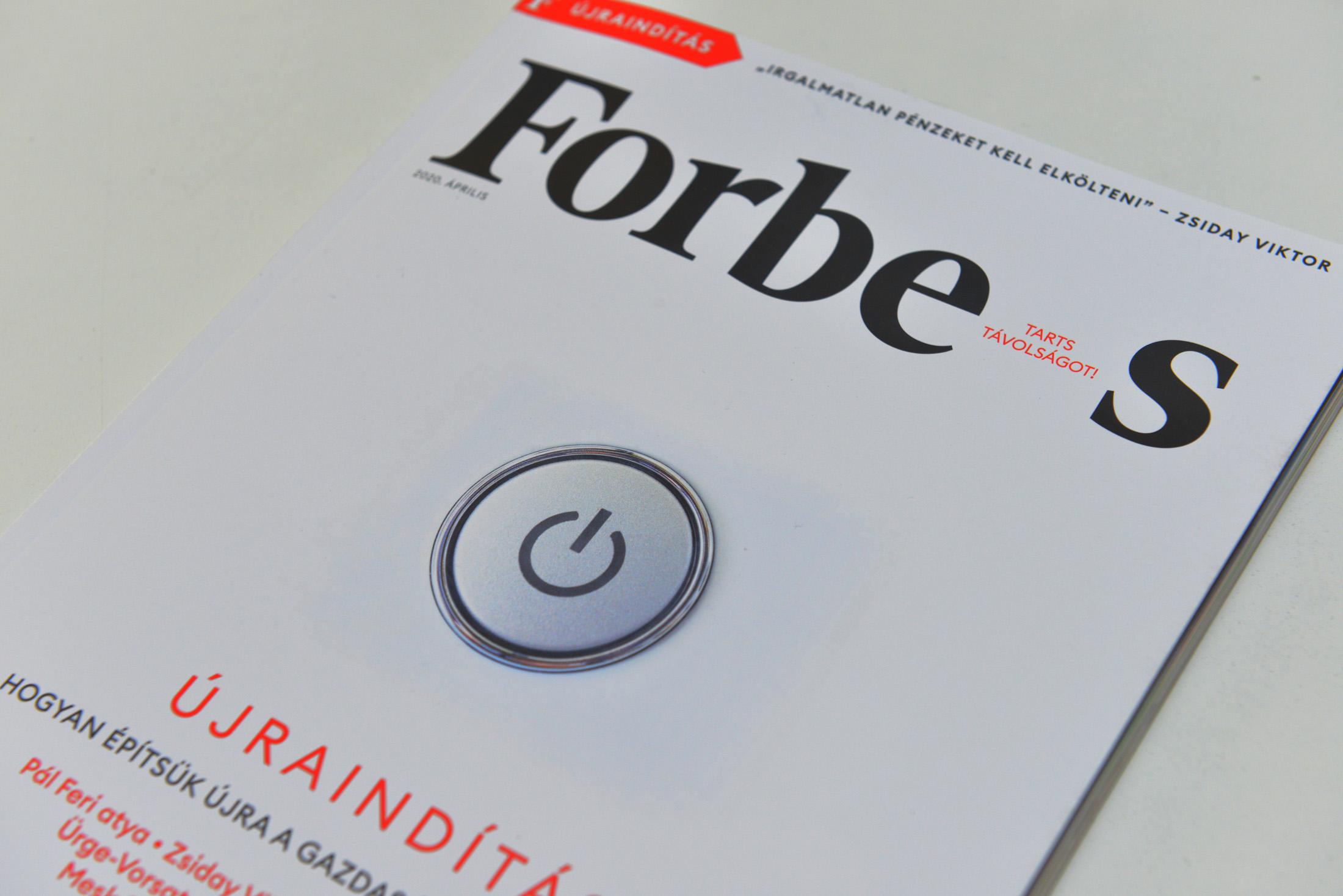 Forbes Magazine interview